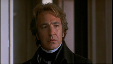 Alan Rickman as Colonel Brandon