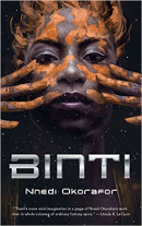 Book cover of Binti