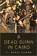 A Dead Djinn in Cairo book cover