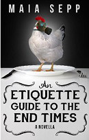 An Etiquette Guide to the End Times book cover
