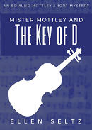 Mister Mottley and the Key of D book cover