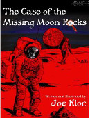 The Case of the Missing Moon Rocks book cover