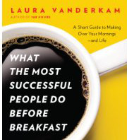 What the Most Successful People Do Before Breakfast book cover