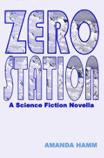 Zero Station book cover