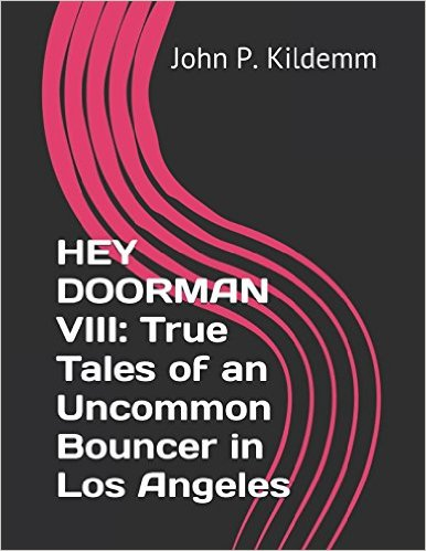 Hey Doorman book cover
