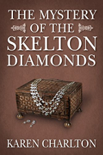 The Mystery of the Skelton Diamonds book cover