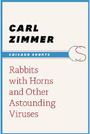 Book cover of Rabbits with Horns and Other Astounding Viruses
