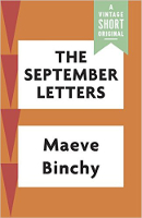 The September Letters book cover